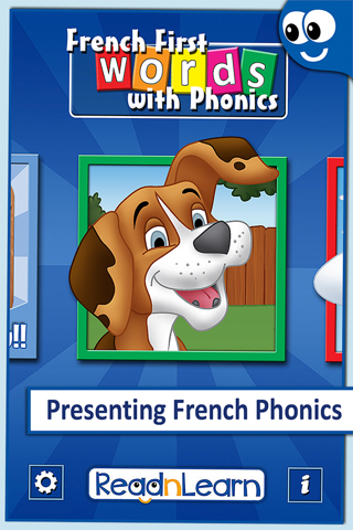 French First Words Phonics - náhled