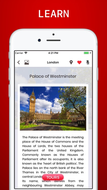 London Travel Guide with Map screenshot-4