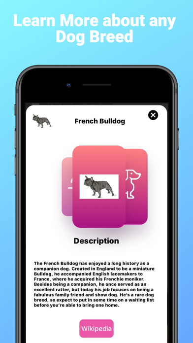 DogPhoto - Dog Breed Scanner screenshot 6