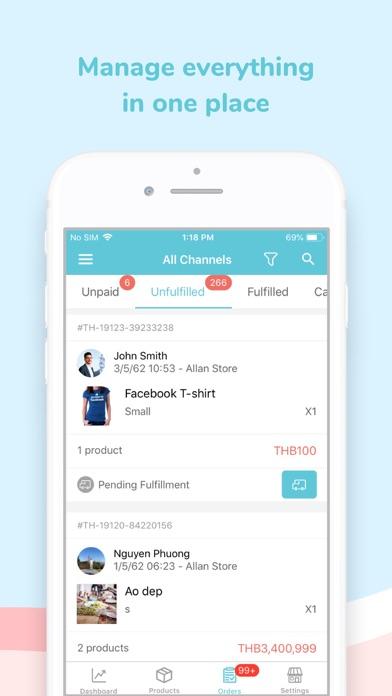 Shoplus- Social Commerce Tool screenshot three