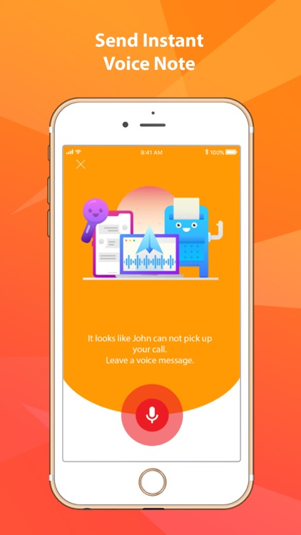 VoipZilla secure messenger screenshot-7
