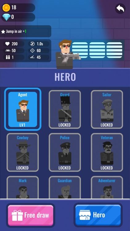 Mr Spy - Bullet Agent screenshot-6
