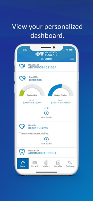 My Health Toolkit® for BCBS on the App Store