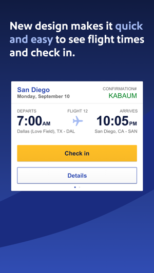 0aff73b55b Southwest Airlines on the App Store