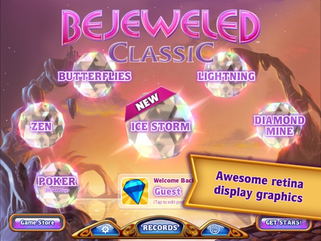 bejeweled game free download for ipad