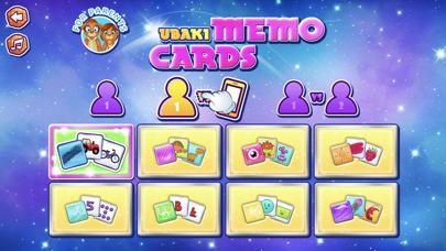 Ubaki Memo Cards