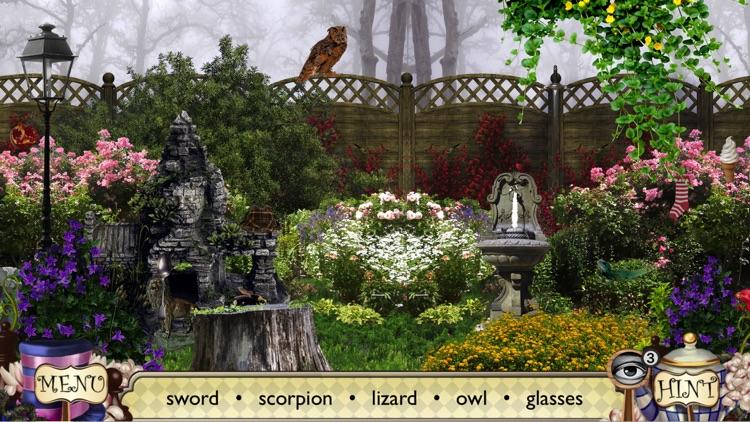 Through The Looking-Glass Game screenshot-0