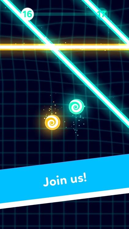 Balls VS Lasers: A Reflex Game screenshot-5