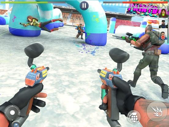 Paintball Shooting Games 3D screenshot 10