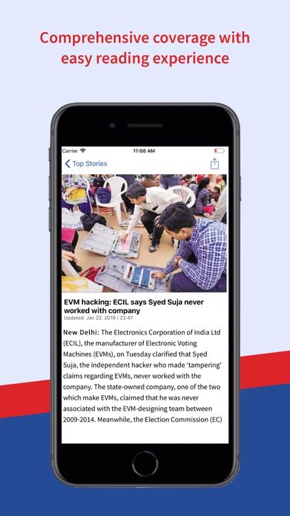 TimesNow - English, Hindi News screenshot-3