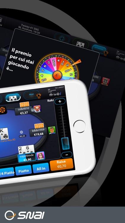SNAI Poker