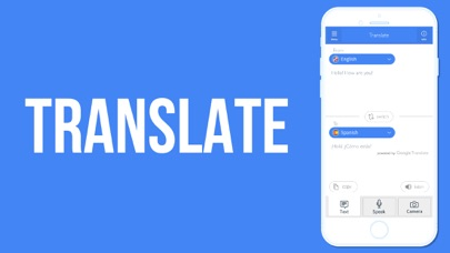Translate - Translator AI Screenshot