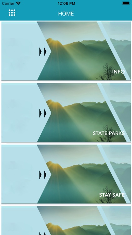 New Mexico State Parks_