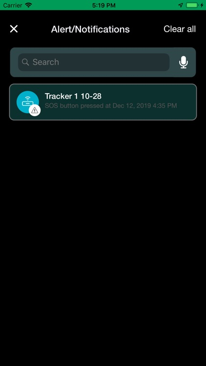 Tracki GPS screenshot-8