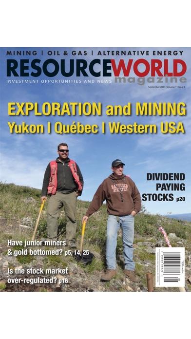 Resource World Magazineのおすすめ画像7