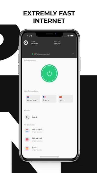 GS VPN screenshot #3