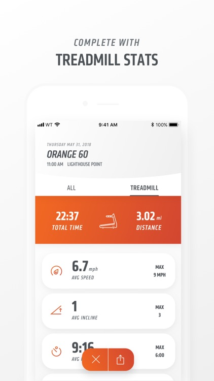 Orangetheory Fitness screenshot-4