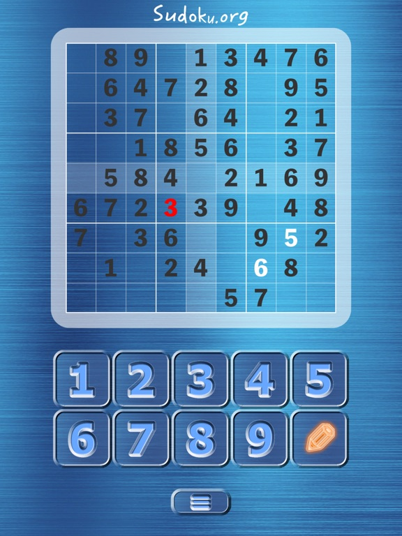 Sudoku.org screenshot 9