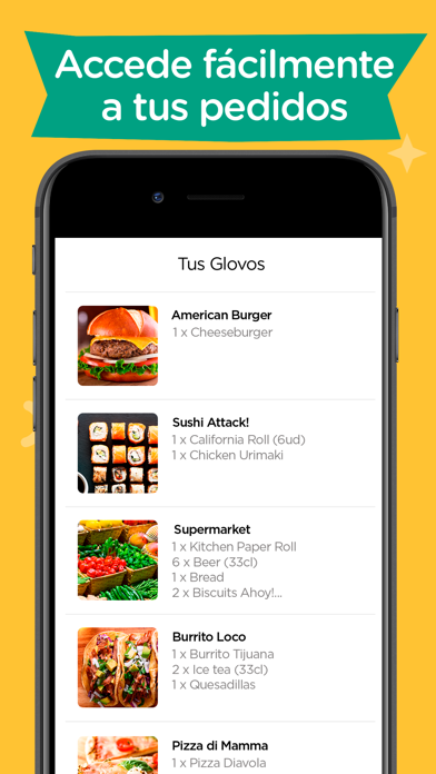 download Glovo-Pide lo que quieras apps 3