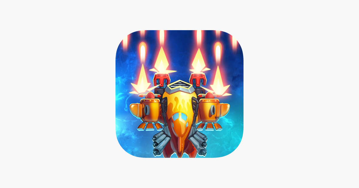 HAWK: Bullet Hell Jet Shooter on the App Store