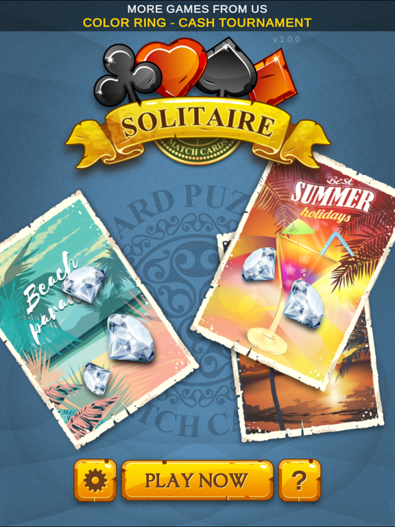 5-Card Solitaire: Match Cards screenshot 7