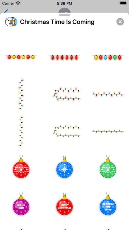 Christmas Time is Coming screenshot-5