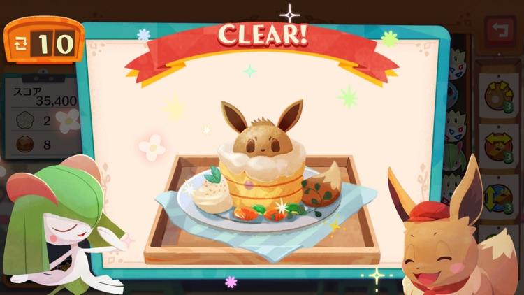 Pokémon Café Mix screenshot-4