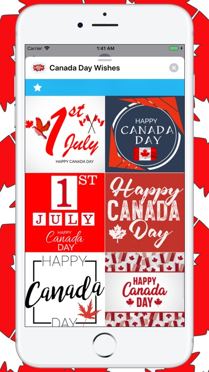 Canada Day Wishes screenshot-8
