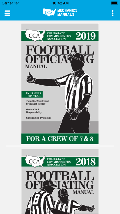 点击获取CCA Manuals