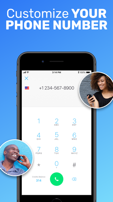 Download Text Me - Second Phone Number for Pc