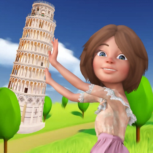 Travel To Italy: Hidden Object