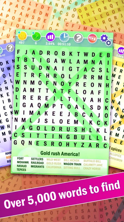 Word Search – World's Biggest screenshot-4