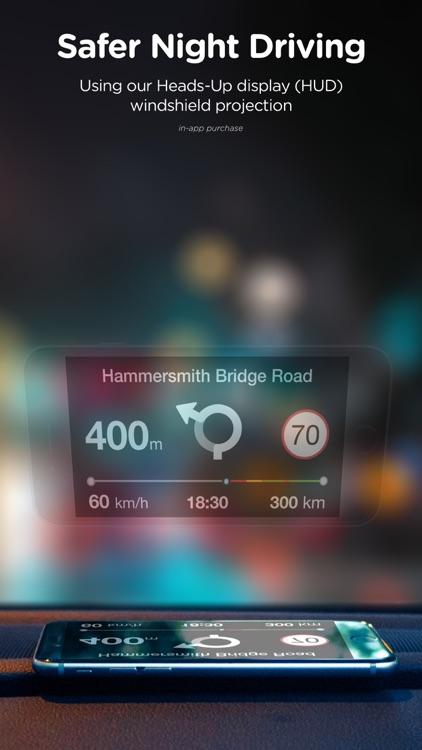 Navmii Offline GPS Indonesia screenshot-4
