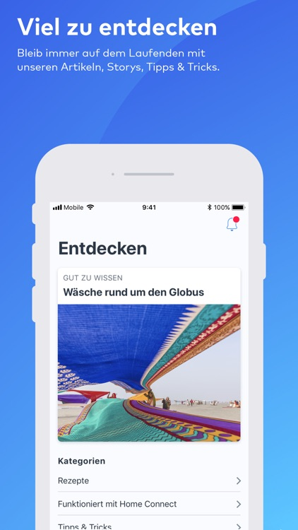 Home Connect App screenshot-7