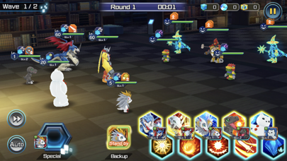 Download DIGIMON ReArise for Android