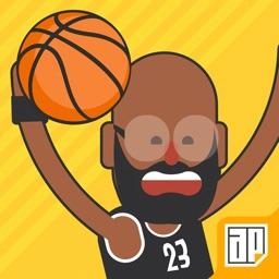 蠢萌扣籃2-超簡單休閒籃球遊戲