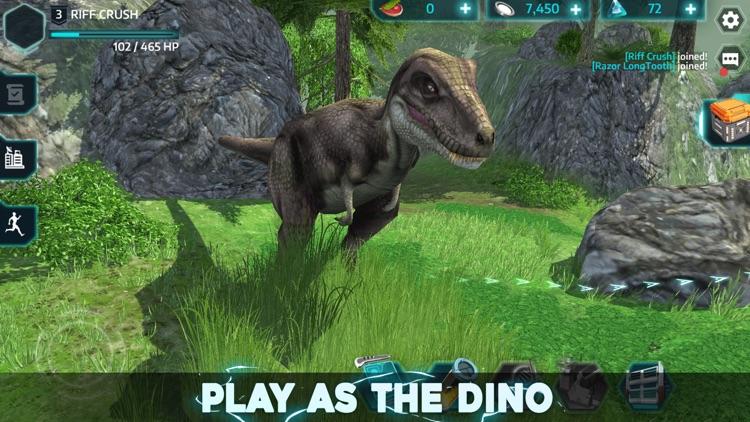 Dino Tamers: Jurassic MMORPG screenshot-4
