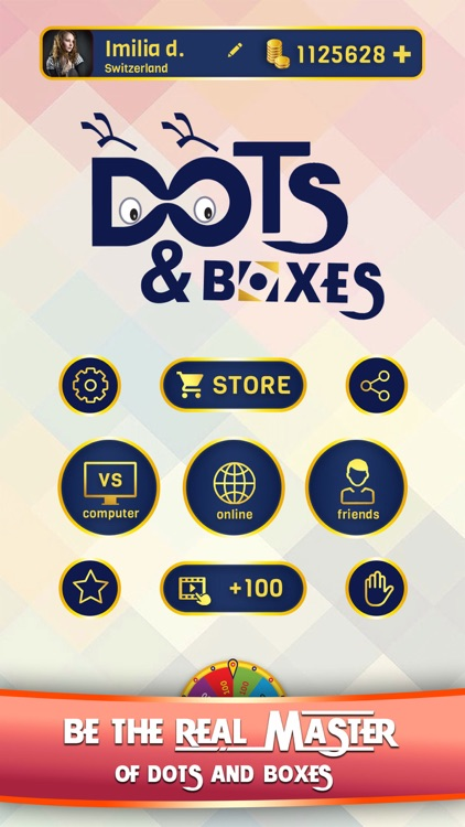 Dots and Boxes Connect