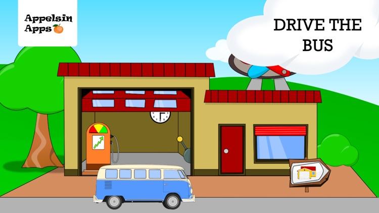 Bobo Garage Car Games Baby 1-3 screenshot-3