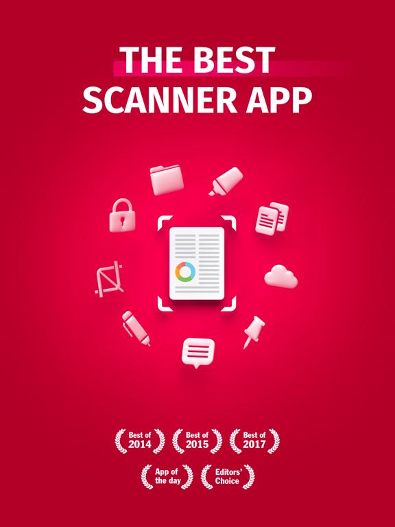 Scanbot Pro Screenshots