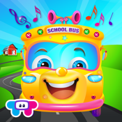 The Wheels On The Bus - All In One Educational Activity Center and Sing Along icon