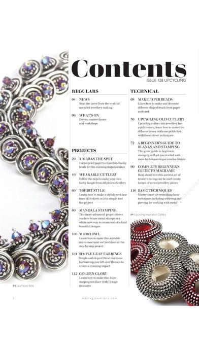 Making Jewellery Magazineのおすすめ画像1
