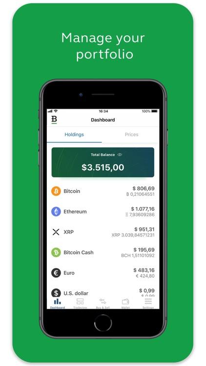 Bitstamp – safe crypto trading screenshot-4