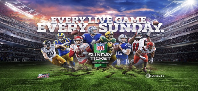 NFL SUNDAY TICKET on the App Store