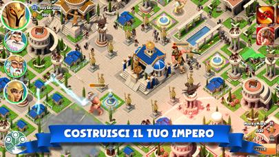 Screenshot of Dei dell'Olimpo4