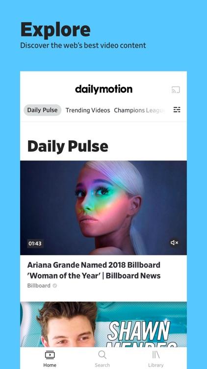 dailymotion screenshot-0