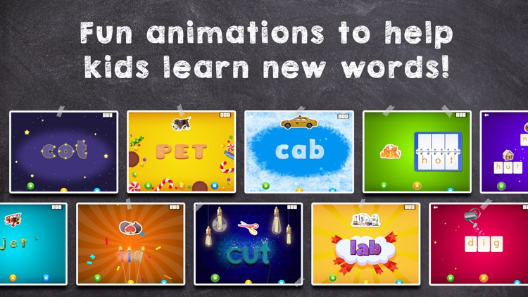 LetterSchool - Teach Spelling screenshot-0