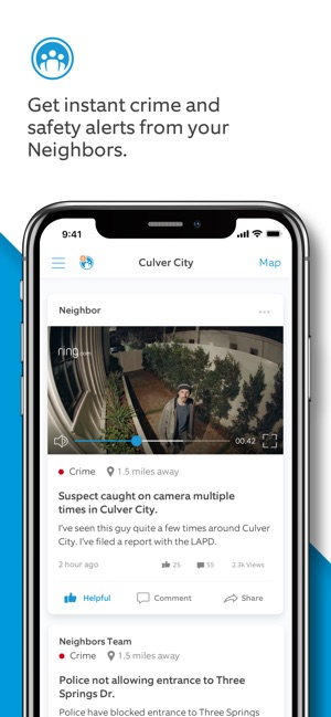 Neighbors by Ring on the App Store