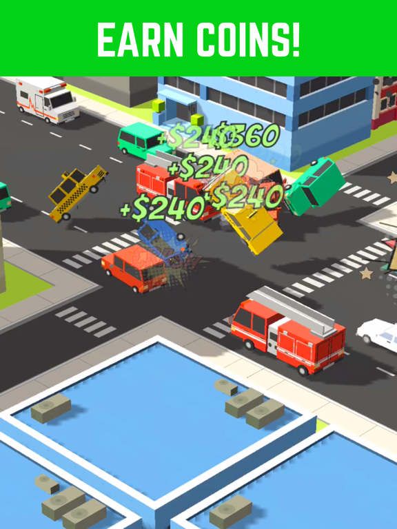 Crash Forever screenshot #3
