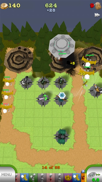TowerMadness screenshot-0